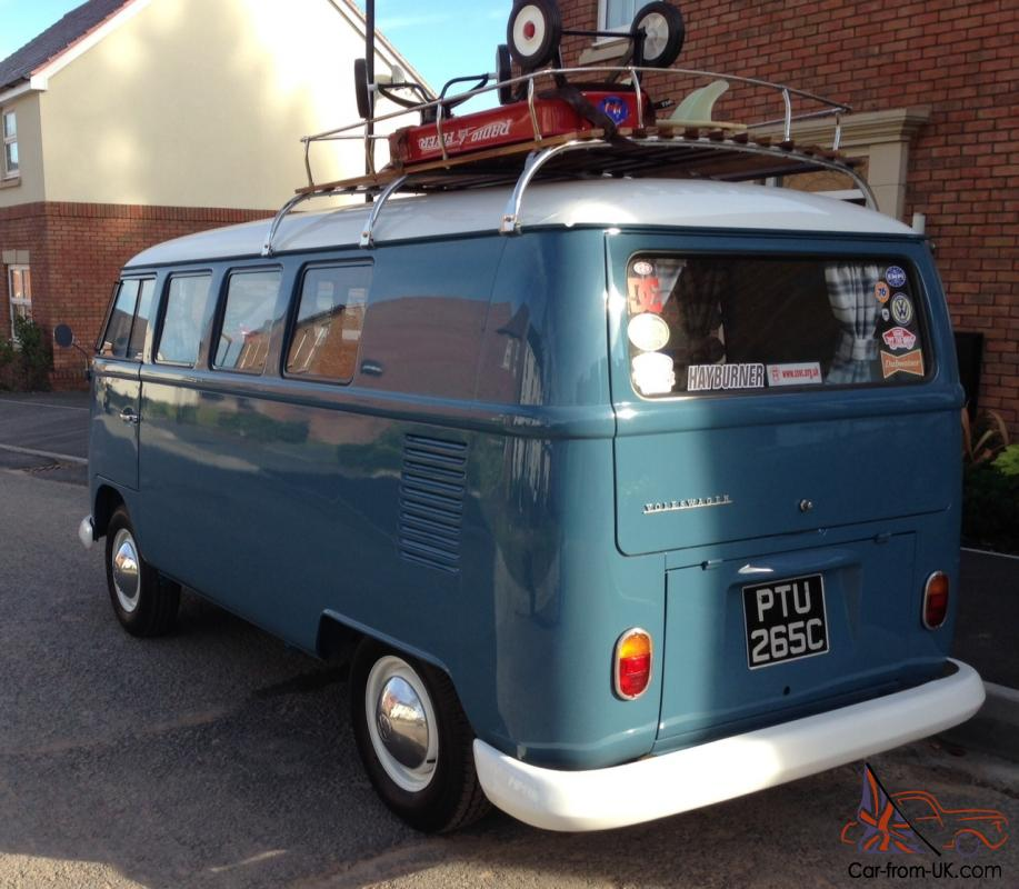Vw splitscreen 1965 11 window camper bus fully restored for 11 window vw bus