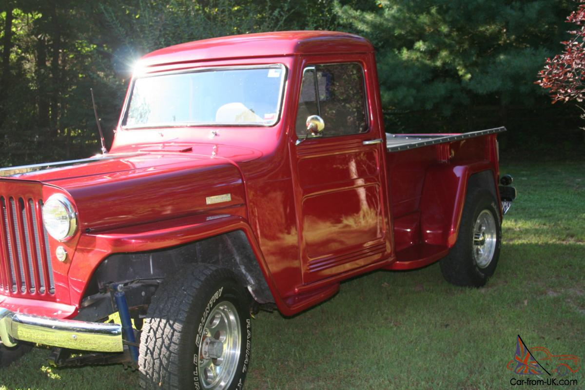 1948 Willys Jeep Pickup