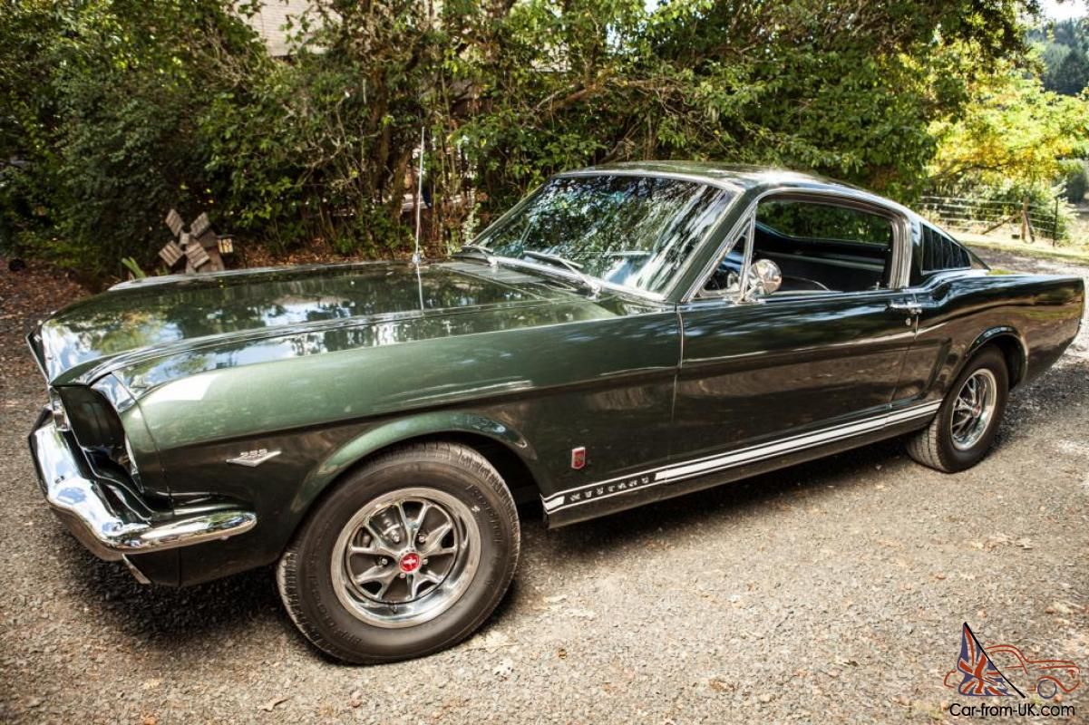 1966 ford mustang gt fastback rotisserie restored better than showroom