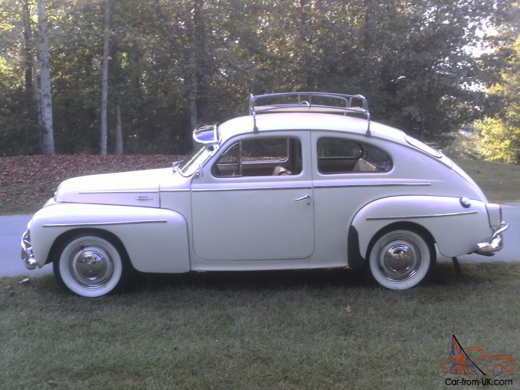 1960 Volvo Pv 544 Restored Multiple Car Show Winner