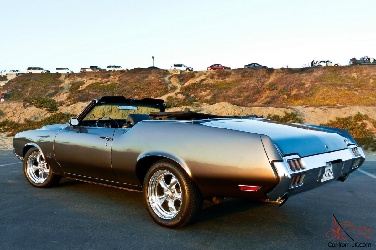 1972 oldsmobile cutlass supreme convertible. Black Bedroom Furniture Sets. Home Design Ideas
