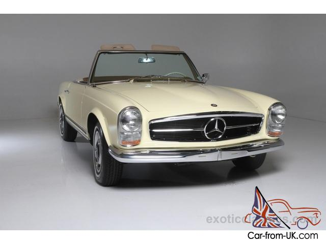 Mercedes benz other convertible yellow ebay motors for Ebay motors mercedes benz