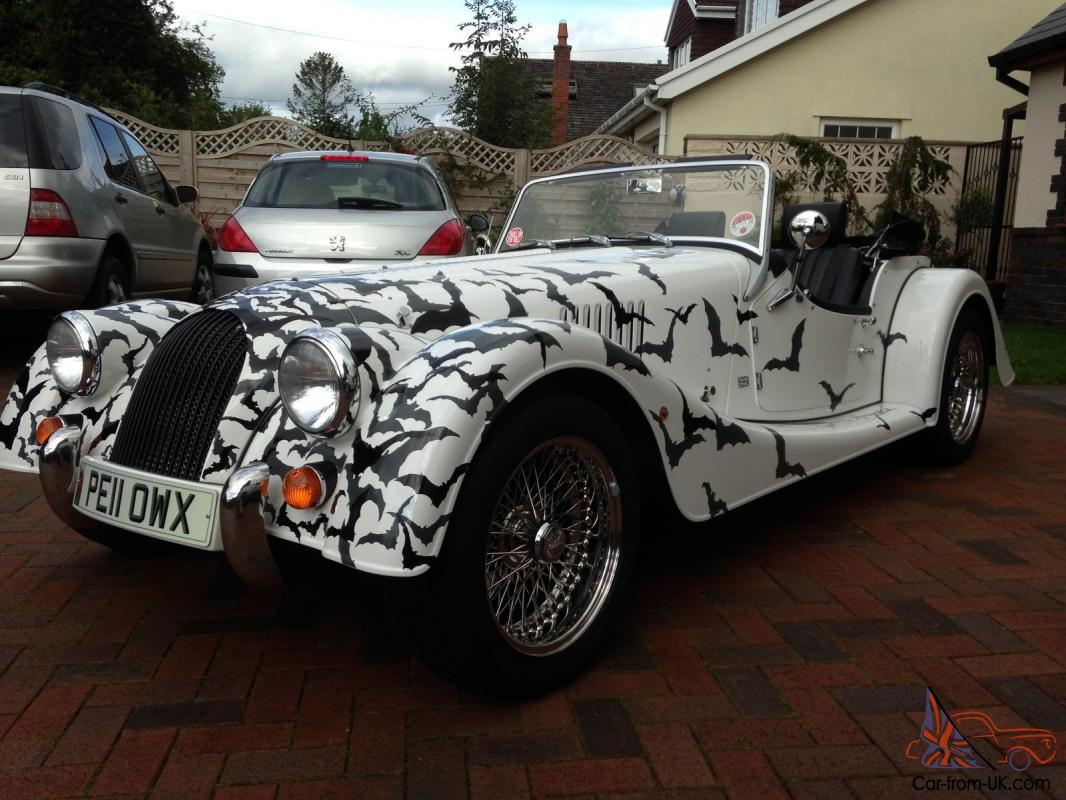 Rare Morgan Roadster V6 3.7 - BAT CAR