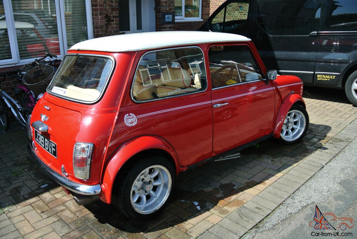 1991 Classic Mini Cooper 1340cc Works Spi Fully Refurbished