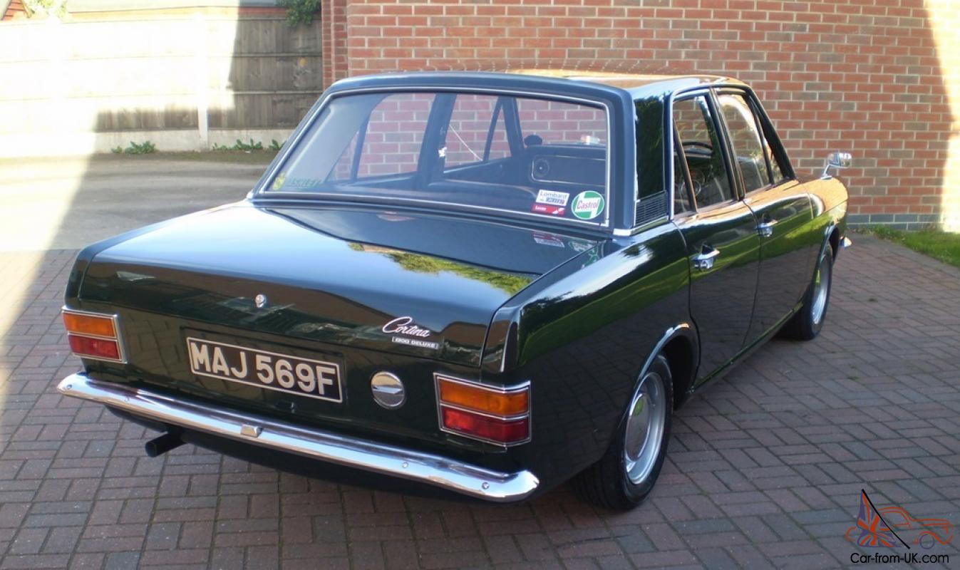 Image result for mk2 ford cortina