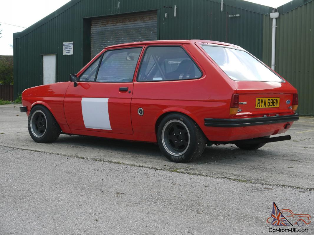 ford fiesta mk1 classic - photo #47