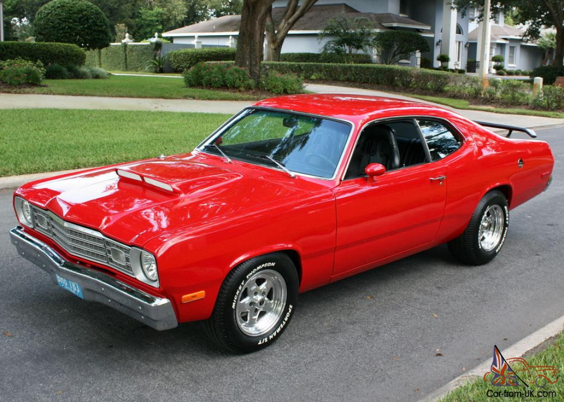 Nut And Bolt Restomod 440 Beast 1973 Plymouth Duster
