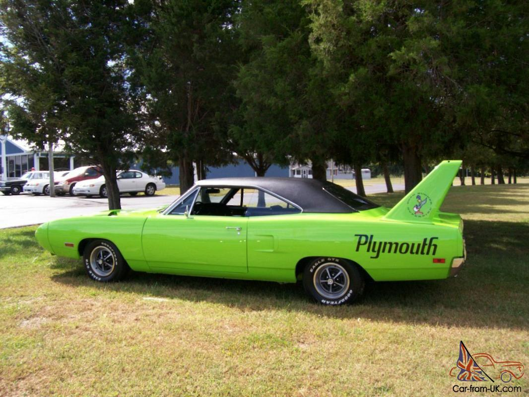 Plymouth Superbird Project For Sale