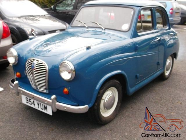 Austin a30 standard car blue ebay motors 390676631155 for Ebay uk motors classic cars