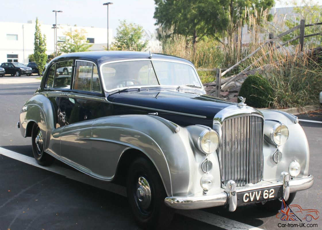 Cars For Sale Louisville Ky >> 1953 Bentley R Type