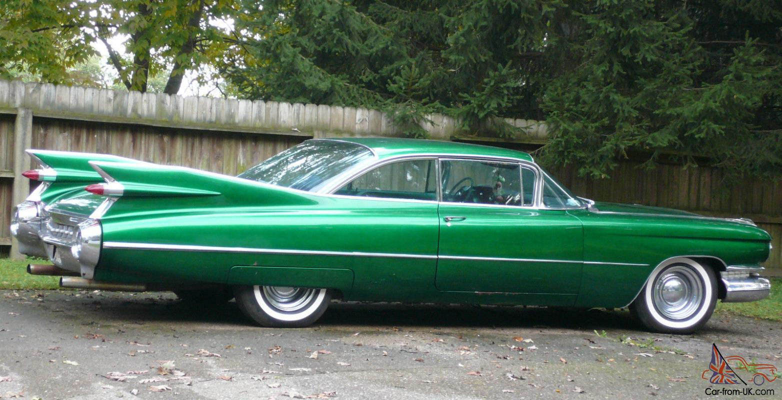 1959 Cadillac Coupe Deville Series 62 Photo