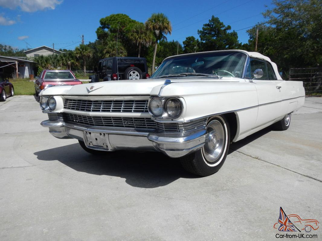 1956 cadillac interior related keywords amp suggestions - 1964 Cadillac Deville Base Convertible 2 Door 7 0l