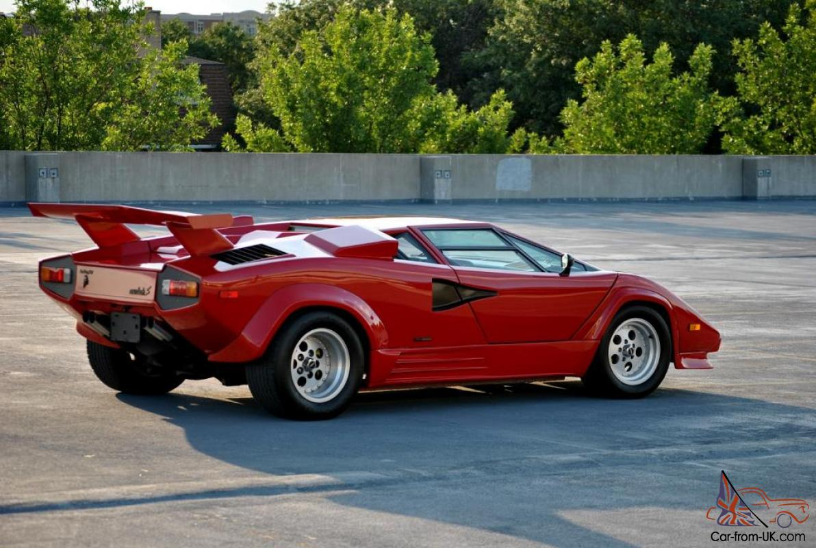 Countach Replica For Sale 2019 2020 Upcoming Cars