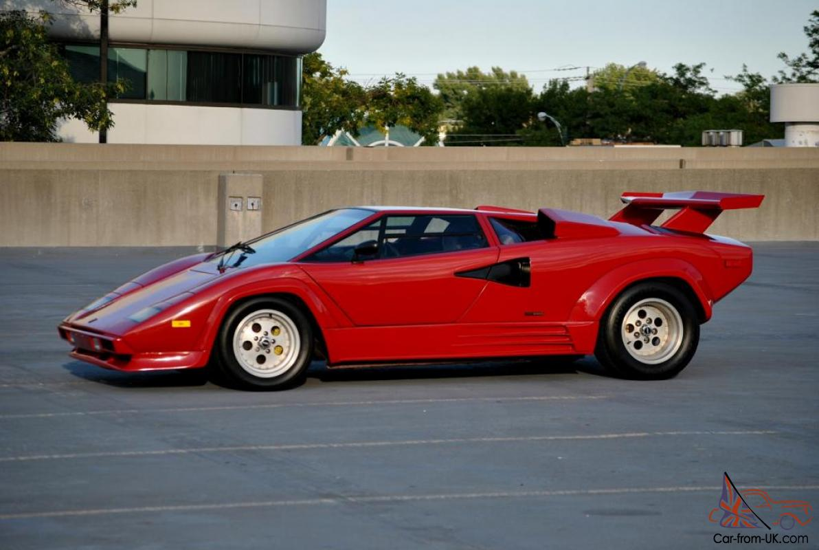 Lamborghini Countach Replica Ebay Autos Post