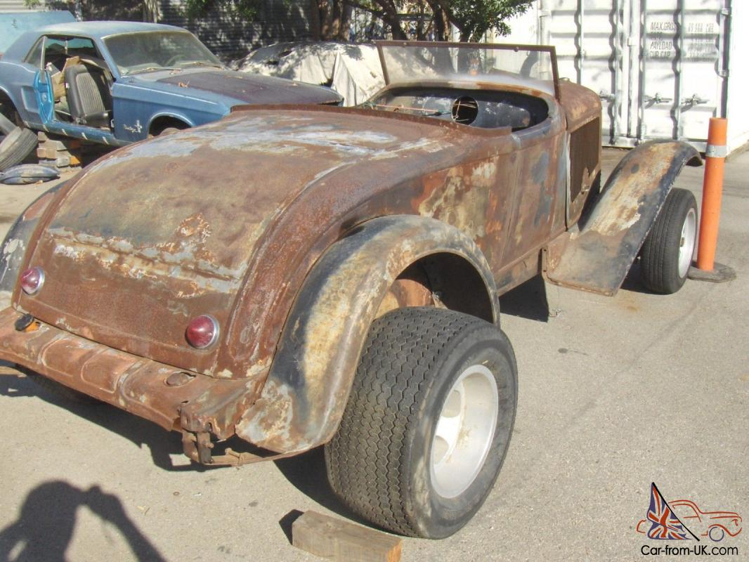 .RARE CAR Project car bigger than Ford Roadster car for sale