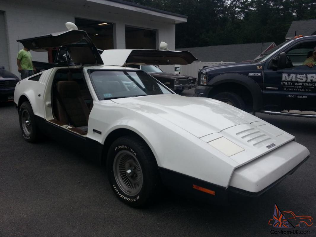1975 Bricklin SV-1 Base Coupe 2-Door 5.8L