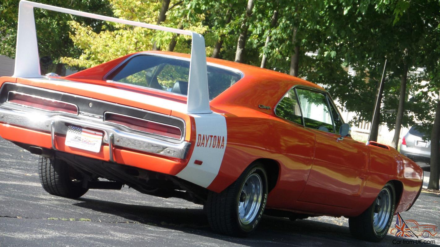 1969 dodge daytona 500 restored charger hemi orange big block tribute see video. Black Bedroom Furniture Sets. Home Design Ideas