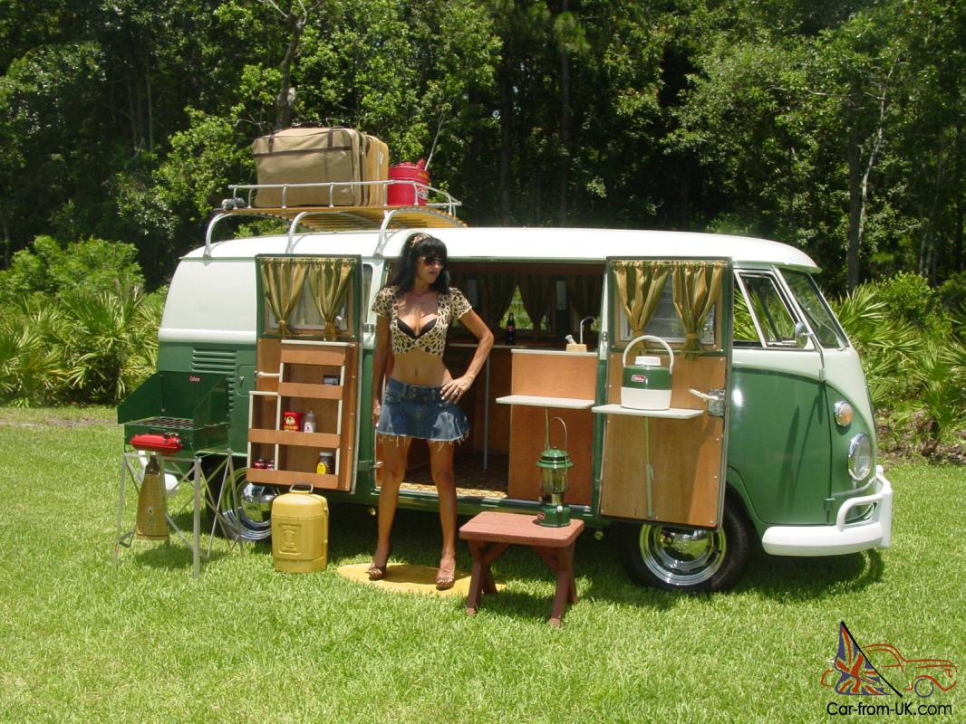 1965 So42 Westfalia Tintop Camper
