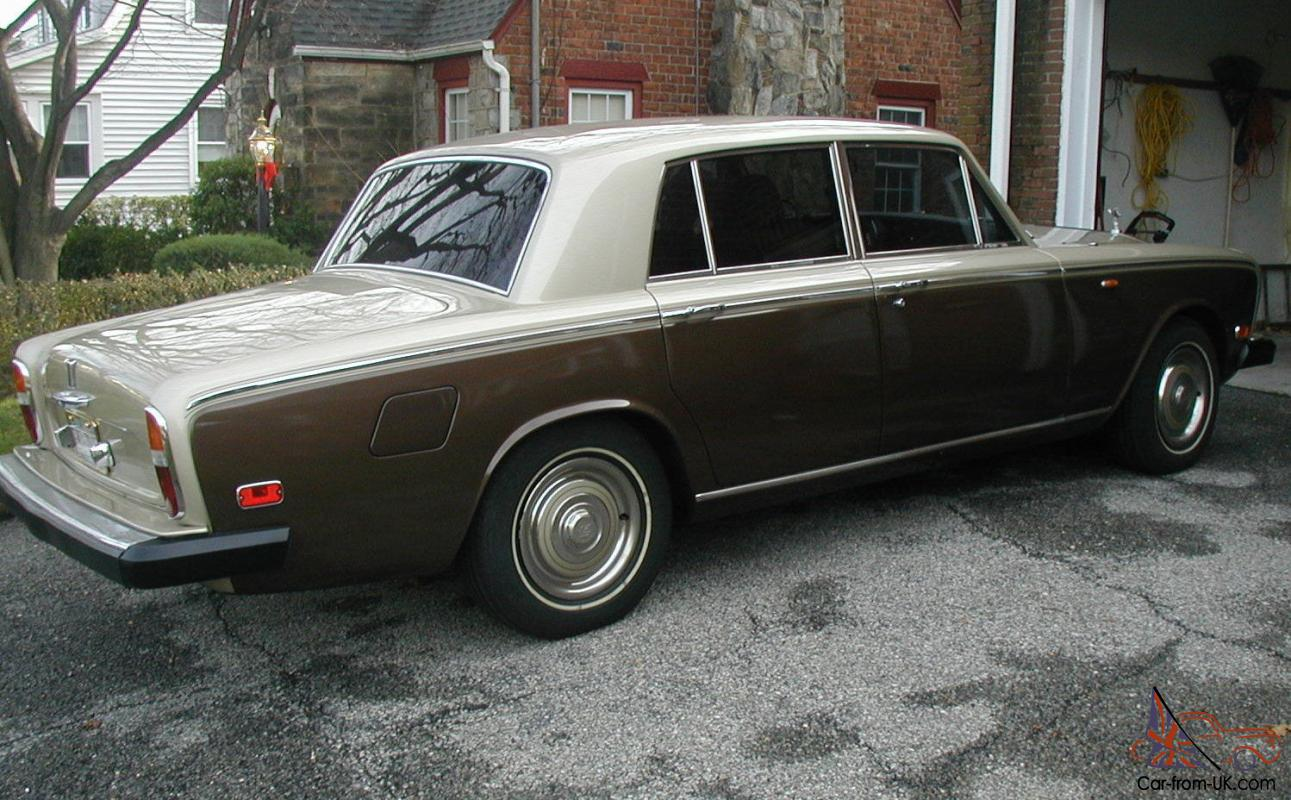 1973 rolls royce silver shadow. Black Bedroom Furniture Sets. Home Design Ideas