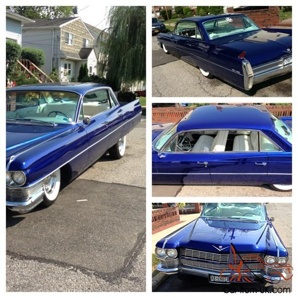1964 CADILLAC SEDAN DEVILLE w Hydros Purchased from West