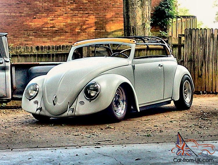 Chopped Vw Convertible Kustom Volkswagen All New Best Of Everything Very Unique