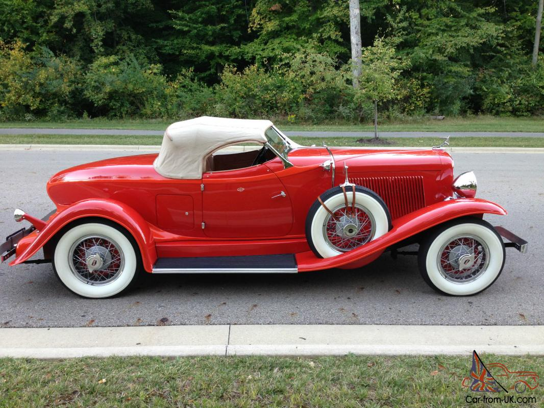 1932 auburn boattail speedster gorgeous and nicely sorted. Black Bedroom Furniture Sets. Home Design Ideas
