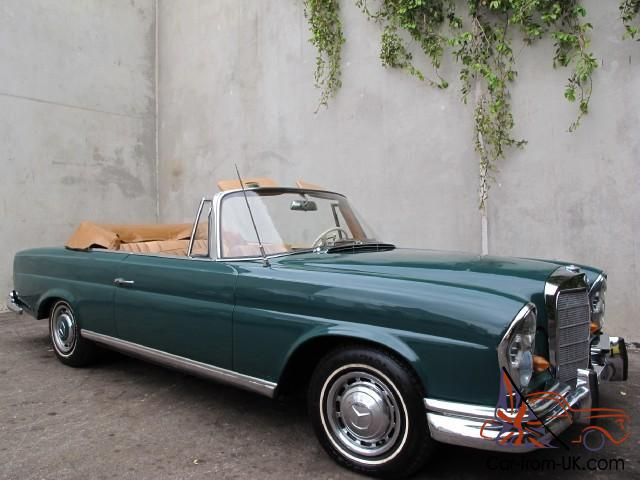 1965 mercedes benz 220 se convertible for 1965 mercedes benz 220se for sale
