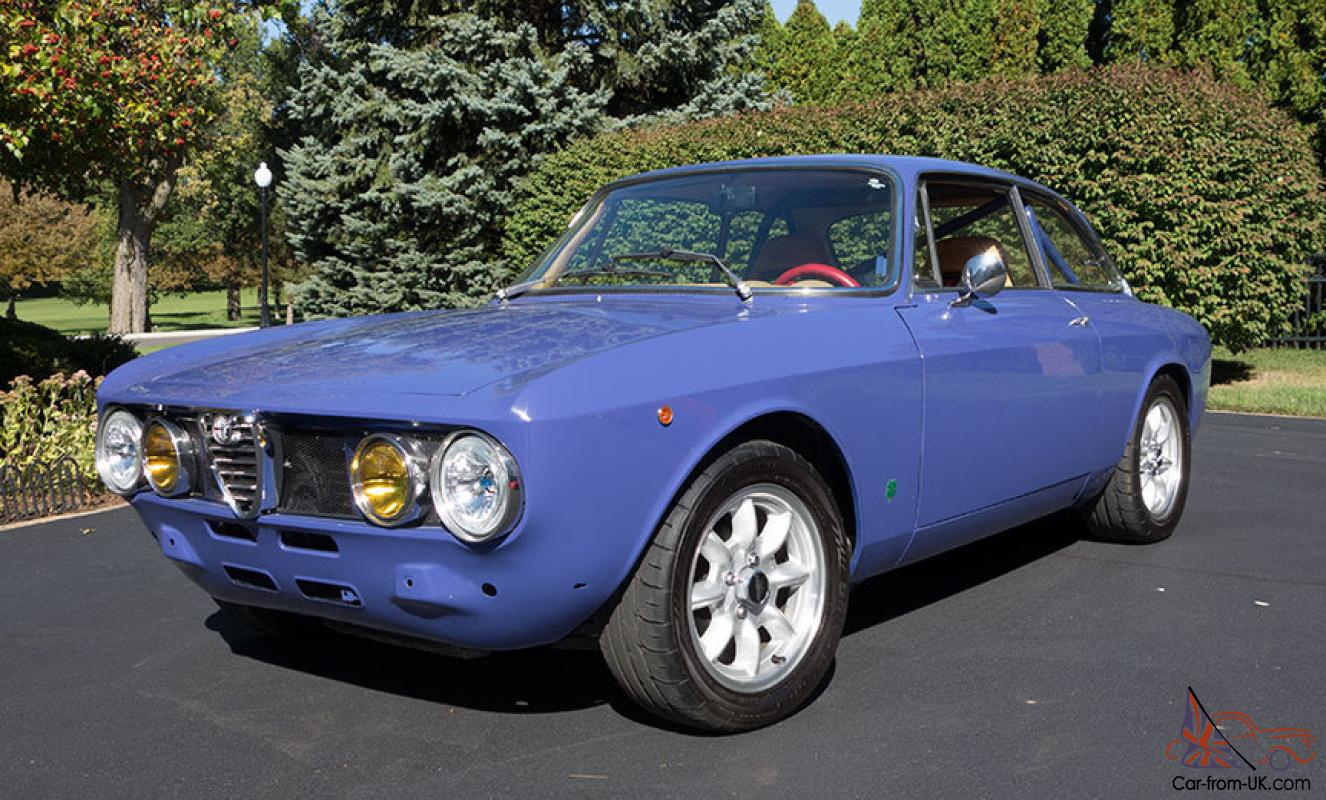 1974 Alfa Romeo Gtv 2000 Custom By Award Winning Shop The Custom Shop