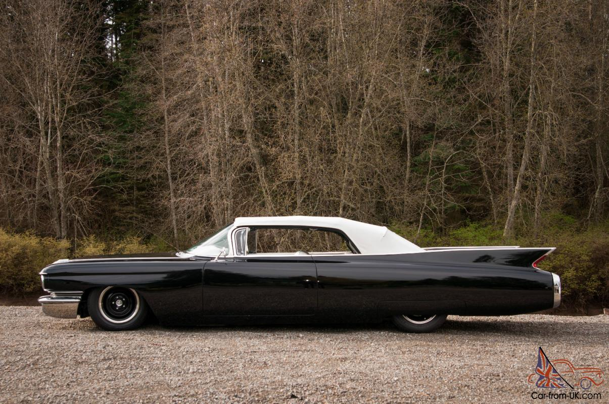 1960 cadillac convertible pro touring. Black Bedroom Furniture Sets. Home Design Ideas