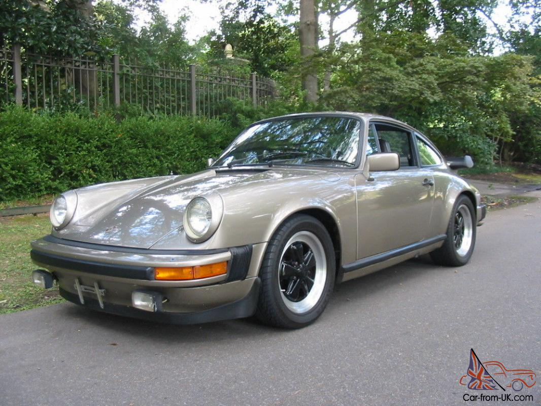 1982 porsche 911 sc coupe platinum metallic. Black Bedroom Furniture Sets. Home Design Ideas