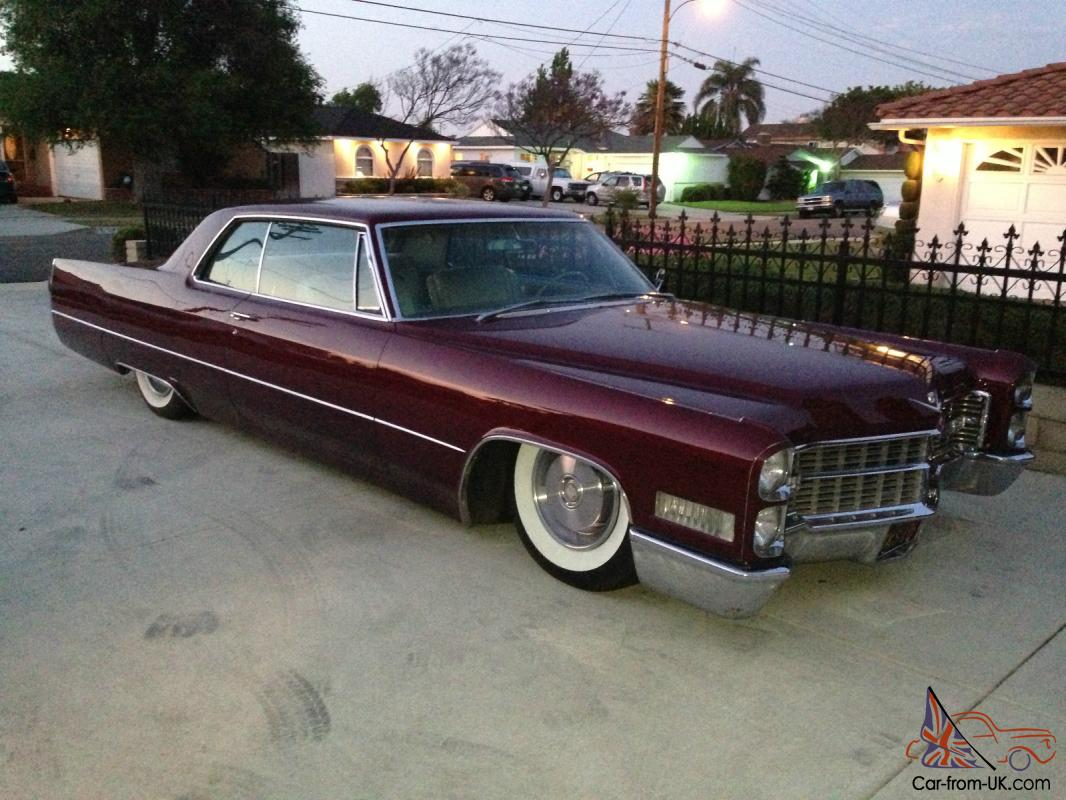 1966 cadillac deville base 7 0l for sale. Cars Review. Best American Auto & Cars Review
