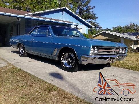 BUICK GS SKYLARK CLASSIC MUSCLE CAR COLLECTION FOR SALE - Classic muscle cars for sale