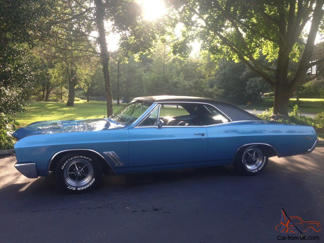 1967 Buick Gs 400 For Sale Craigslist Autos Post