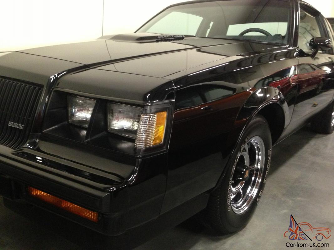 87 buick grand national 790 original miles no reserve for sale. Cars Review. Best American Auto & Cars Review