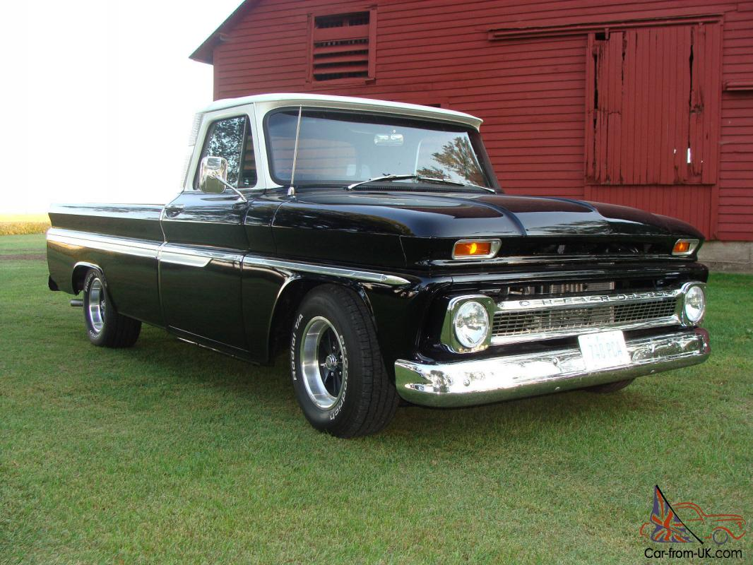 1966 chevrolet gm truck - photo #11