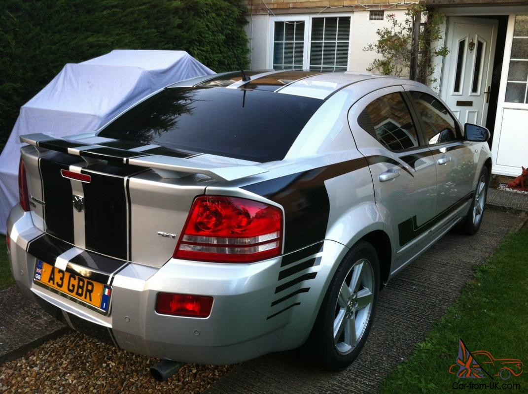 Dodge avenger custom modified American classic muscle car Private ...