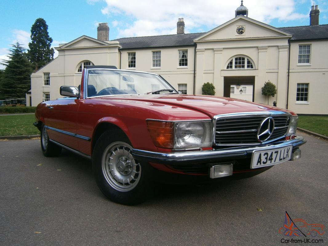Mercedes Sl For Sale Ebay