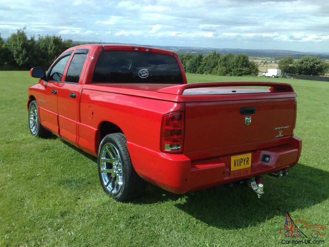 2005 dodge ram srt 10 with brc lpg fitted no vat. Black Bedroom Furniture Sets. Home Design Ideas