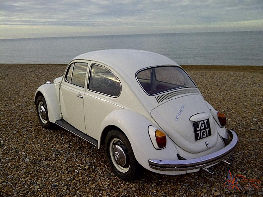 classic vw beetle 1500 1968 exceptional i owner example. Black Bedroom Furniture Sets. Home Design Ideas