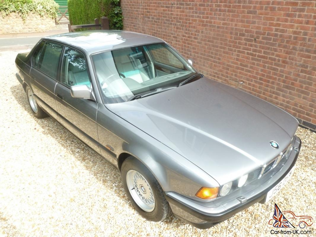 1992 Bmw 750 Il Auto 42 000 Miles And Impeccable History