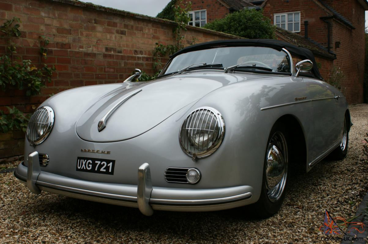porsche 356 speedster replica left hand drive. Black Bedroom Furniture Sets. Home Design Ideas
