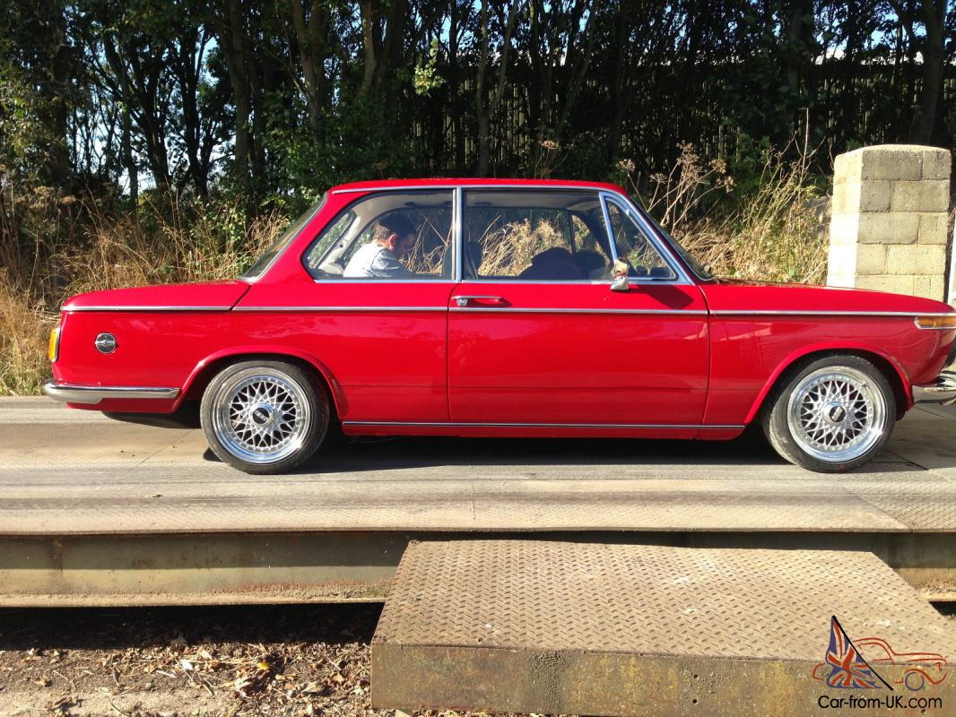 1974 Bmw 1602 Recently Restored Bbs Rs Wheels Nardi