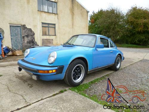 porsche 911 2 7 coupe lhd import from colorado usa. Black Bedroom Furniture Sets. Home Design Ideas