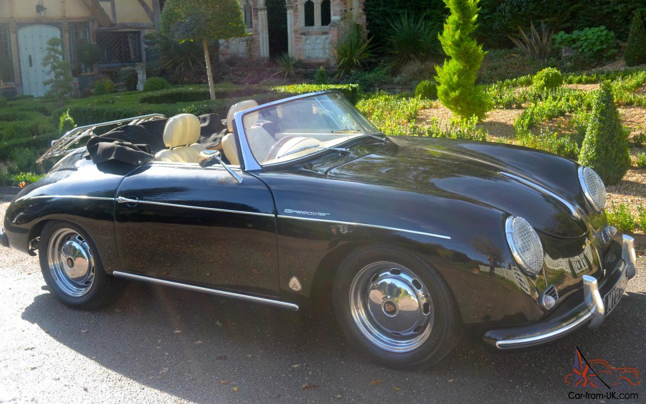 Porsche 356 Speedster Chesil Factory Replica