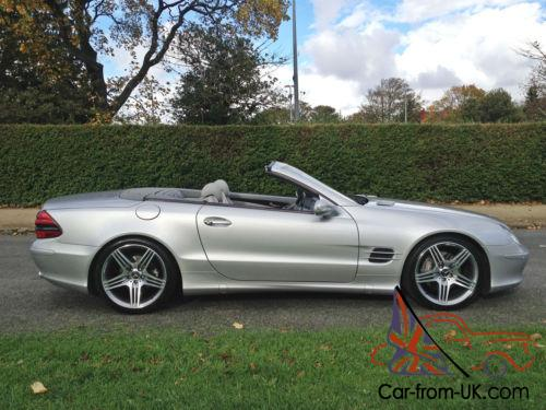 2002 mercedes benz sl500 roadster 8 600 miles from new for 2002 mercedes benz sl500 for sale