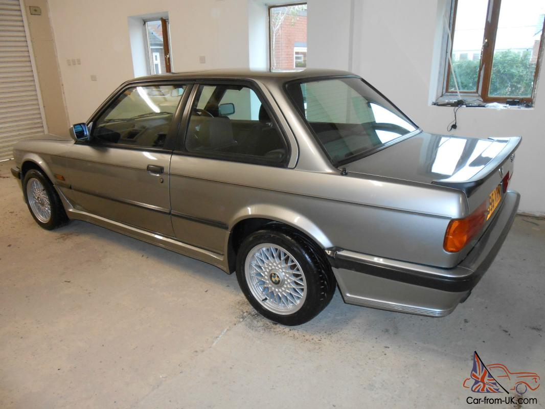 1987 Bmw 325i sport mtech1, low mileage and pristine, 2 prev owners,