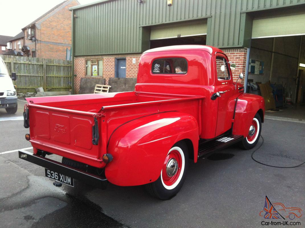 1948 Ford F1 Pick Up Truck