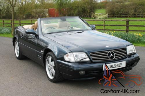 Mercedes benz sl320 v6 for Mercedes benz v6