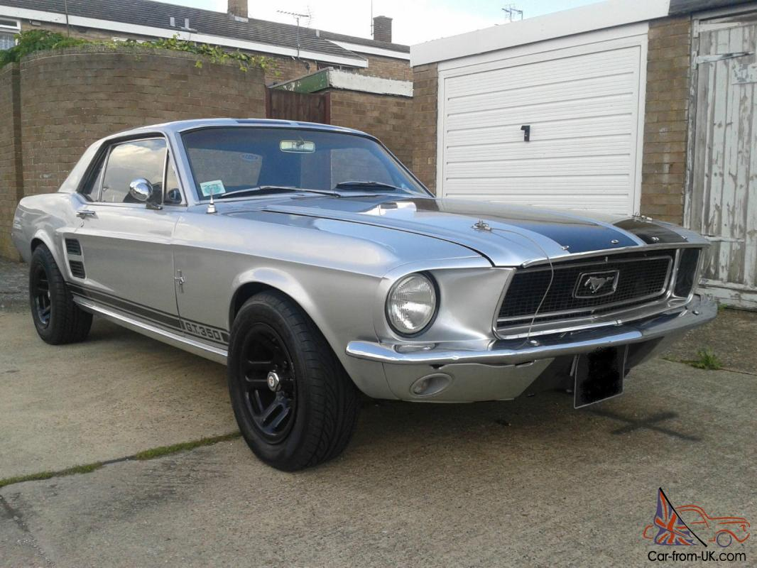 Ford mustang 1967 photo