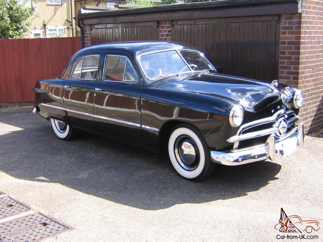 1949 ford custom sedan original and unrestored. Black Bedroom Furniture Sets. Home Design Ideas